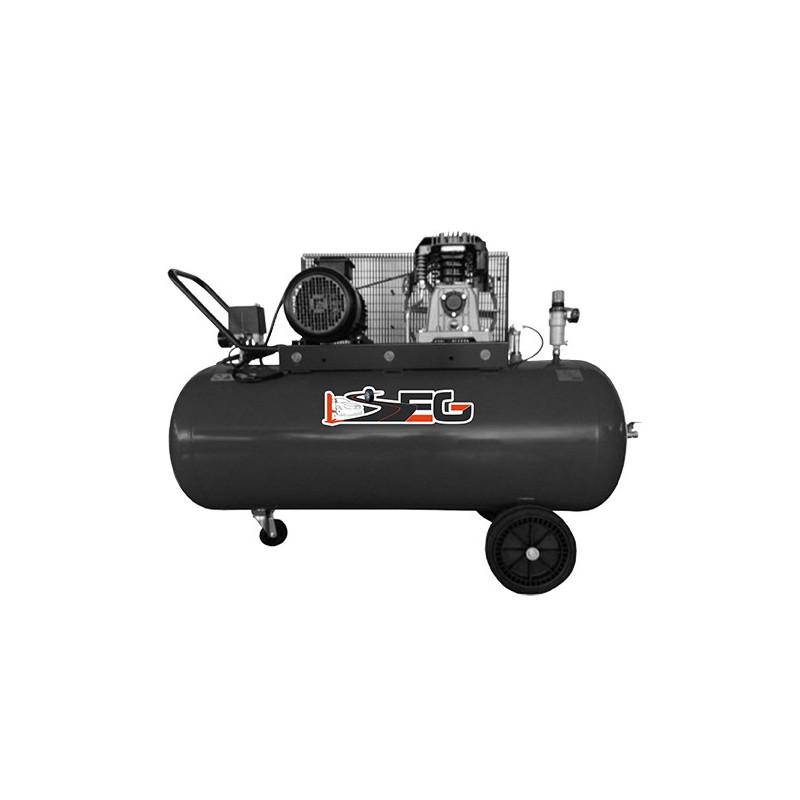 Compresseur SEG3-200 3CV 150L