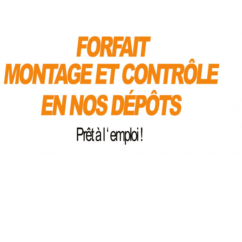 Forfait Montage