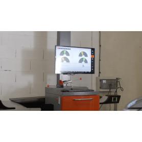 Appareil de Géométrie 3D automatique