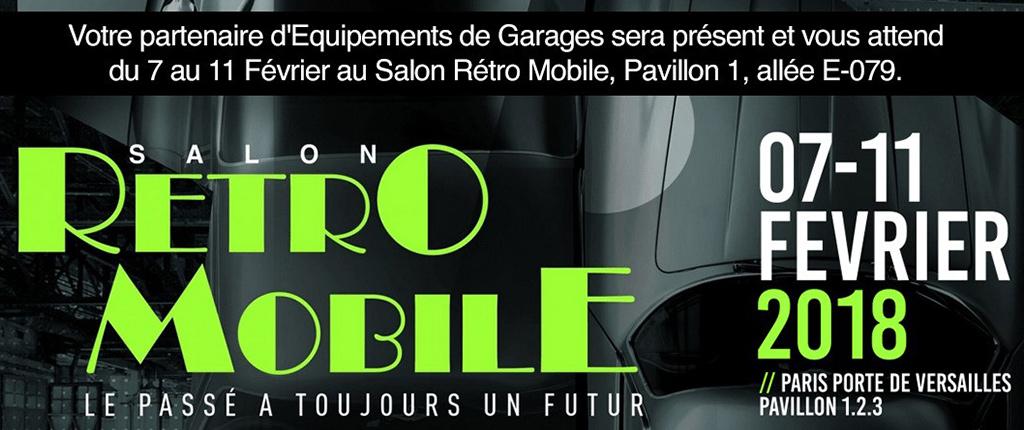 Salon Equip Auto 2018